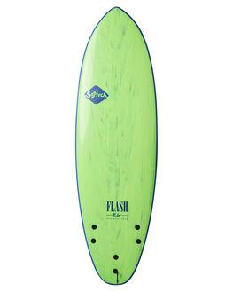 GREEN MARBLE BOARDSPORTS SURF SOFTECH SOFTBOARDS - FEGII-GNM-057GRNM