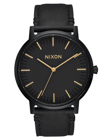 6ec16455147 ALL BLACK GOLD MENS ACCESSORIES NIXON WATCHES - A10581031