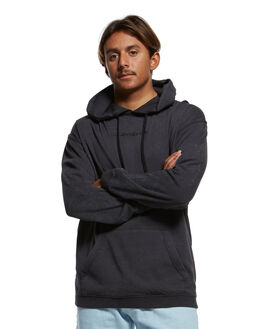 BLACK MENS CLOTHING QUIKSILVER JUMPERS - EQYFT04027-KVJ0
