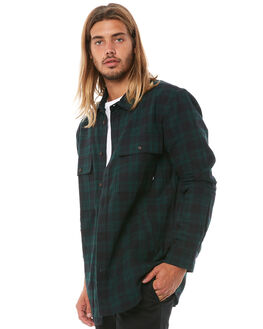 FOREST MENS CLOTHING RPM SHIRTS - 8AMT15AFRST