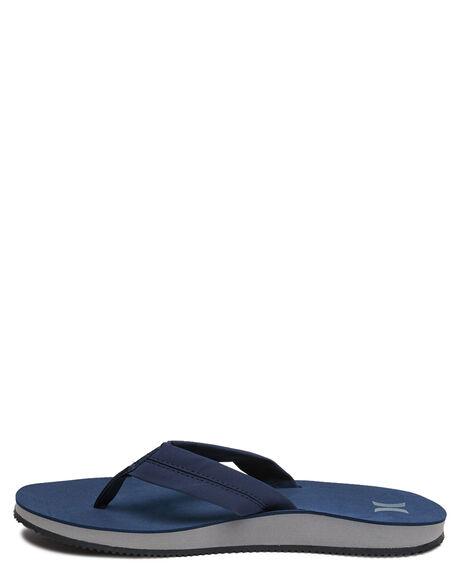 OBSIDIAN MENS FOOTWEAR HURLEY THONGS - BQ3188451