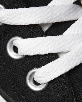 BLACK WOMENS FOOTWEAR CONVERSE SNEAKERS - 537081BLK