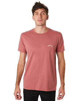 FADED RED OUTLET MENS ALOHA ZEN TEES - AZ455FDRED