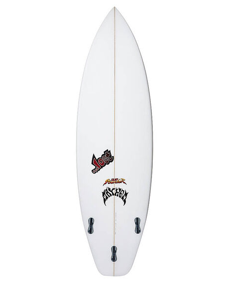 CLEAR BOARDSPORTS SURF LOST PERFORMANCE - LOSUBSCORCHCLR