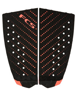 BLACK BLOOD BOARDSPORTS SURF FCS TAILPADS - FT202BLKBL