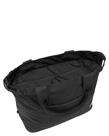 ALL BLACK NYLON MENS ACCESSORIES NIXON BAGS + BACKPACKS - C2959-1148