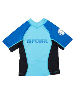 BLUE SURF RASHVESTS RIP CURL TODDLER BOYS - WLY7BO0070