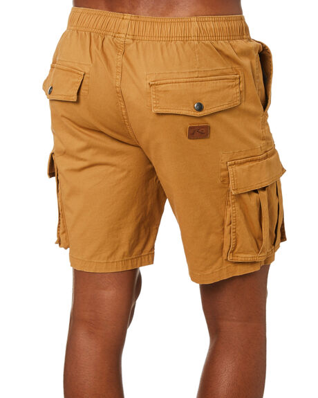 CAMEL MENS CLOTHING RUSTY SHORTS - WKM1072CAM