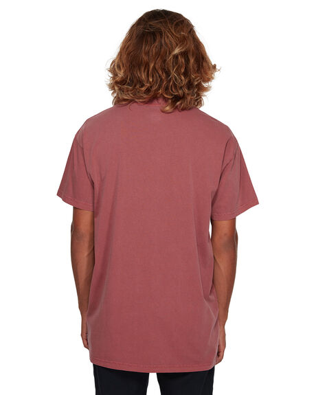 ROSE DUST MENS CLOTHING BILLABONG TEES - BB-9572051-RDU