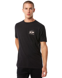BLACK MENS CLOTHING DAKINE TEES - 10001544BLK