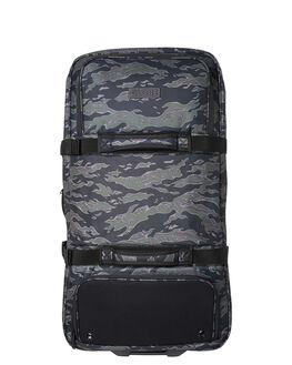TIGER CAMO MENS ACCESSORIES GLOBE BAGS + BACKPACKS - GB71939014TCAM