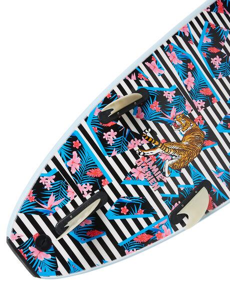 SKY BLUE BOARDSPORTS SURF CATCH SURF SOFTBOARDS - ODY80JOBSBLU
