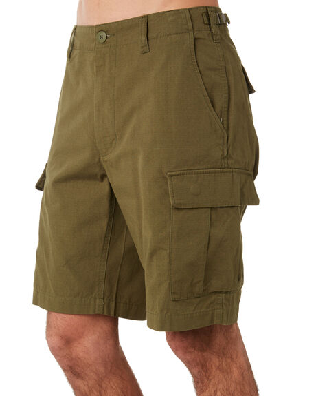 ARMY MENS CLOTHING OBEY SHORTS - 172100062ARM