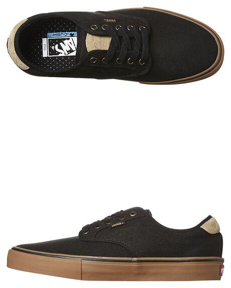 Vans Chima Ferguson Pro Shoe Black Gum   Surfstitch