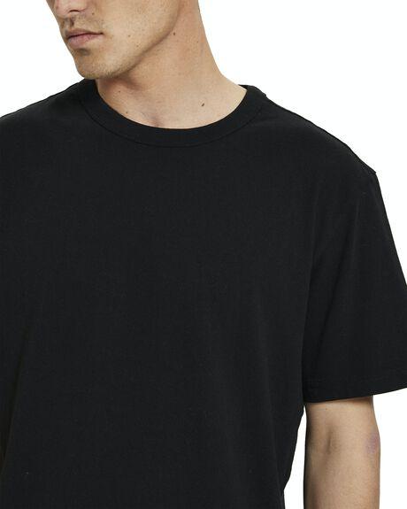 BLACK MENS CLOTHING GENERAL PANTS CO. BASICS TEES - 37383100022