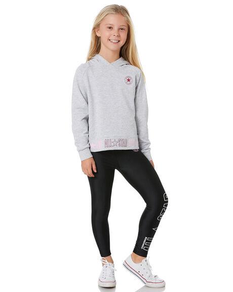 BLACK KIDS GIRLS CONVERSE PANTS - R46A077023