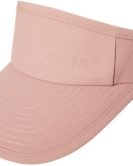 DUSTY PINK WOMENS ACCESSORIES RIP CURL HEADWEAR - GVIAI19611
