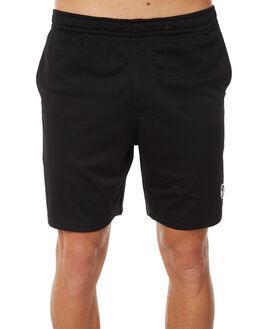 BLACK MENS CLOTHING NO NEWS SHORTS - N5183232BLACK