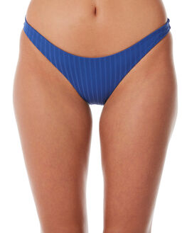 BLUE LAGOON WOMENS SWIMWEAR BOND EYE BIKINI BOTTOMS - BW64148AHBLU