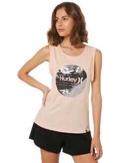SHELL WOMENS CLOTHING HURLEY SINGLETS - AGSIQRKSHL