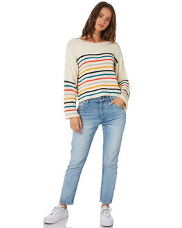 EGRET WOMENS CLOTHING RIP CURL KNITS + CARDIGANS - GSWFG4-9487