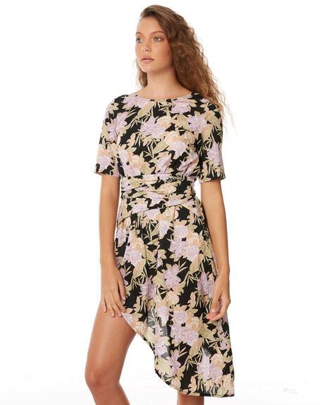 PRINT WOMENS CLOTHING ZULU AND ZEPHYR DRESSES - ZZ2082PRNT