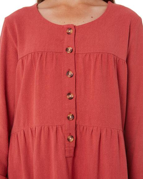 RUST KIDS GIRLS SWELL DRESSES + PLAYSUITS - S6194443RUST
