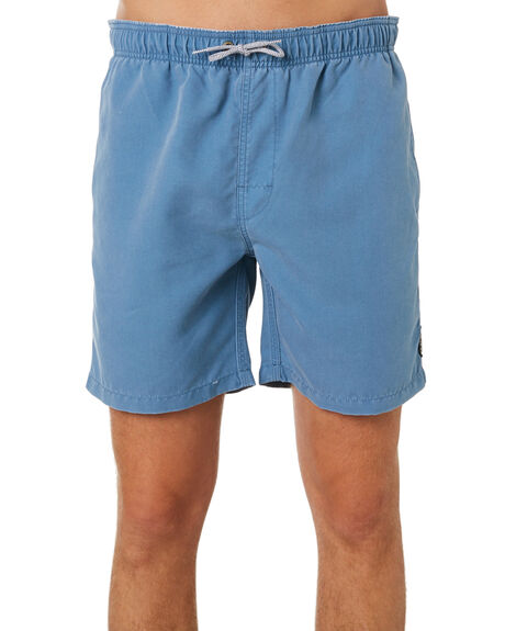 MID BLUE MENS CLOTHING RIP CURL BOARDSHORTS - CBORE18962