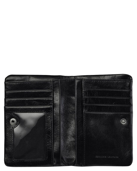 BLACK WOMENS ACCESSORIES STATUS ANXIETY PURSES + WALLETS - SA1651BLK
