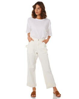 IVORY WOMENS CLOTHING ZULU AND ZEPHYR JEANS - ZZ2274IVORY