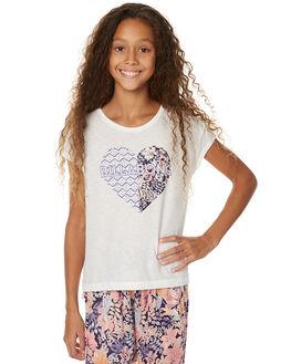COOL WHIP KIDS GIRLS BILLABONG TEES - 5575003CWH