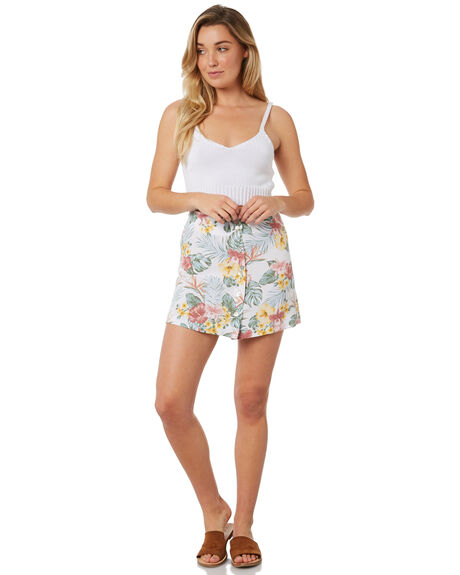 FLORAL OUTLET WOMENS SWELL SKIRTS - S8184471FLORL