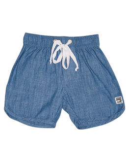 CHAMBRAY OUTLET KIDS SWEET CHILD OF MINE CLOTHING - THOMMOSHORT-CHA