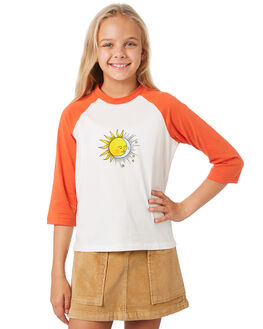 MULTI KIDS GIRLS SWELL TOPS - S6194102MULTI