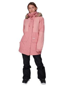DUSTY ROSE BOARDSPORTS SNOW DC SHOES WOMENS - EDJTJ03041-MKP0