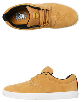 TOBACCO MENS FOOTWEAR GLOBE SNEAKERS - GBEAGLE_16116