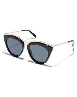 BLACK WOMENS ACCESSORIES LE SPECS SUNGLASSES - 1702043BLK