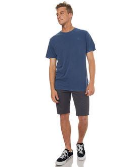 BLUE MENS CLOTHING VOLCOM TEES - A5231770BLU