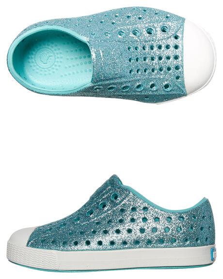 POOL BLING KIDS TODDLER GIRLS NATIVE FOOTWEAR - 13100112-4337