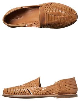 TAN MENS FOOTWEAR URGE SLIP ONS - URG16089TAN