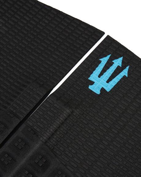 BLACK BLUE BOARDSPORTS SURF FK SURF TAILPADS - 1217BLKBL