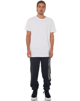 BLACK MENS CLOTHING QUIKSILVER PANTS - EQYFB03137KVJ0