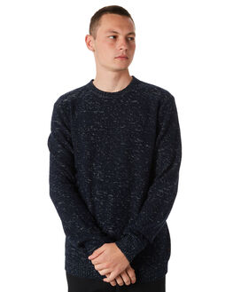GRANITE MENS CLOTHING GLOBE KNITS + CARDIGANS - GB01733018GRAN