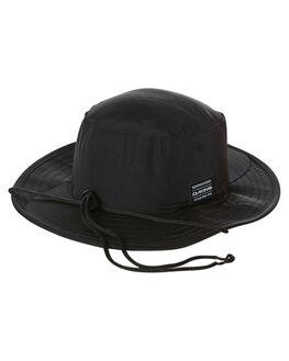 BLACK SURF ACCESSORIES DAKINE SURF HATS - 8660100BLK