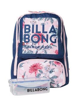 INDIGO KIDS GIRLS BILLABONG BAGS + BACKPACKS - 5681002AIND