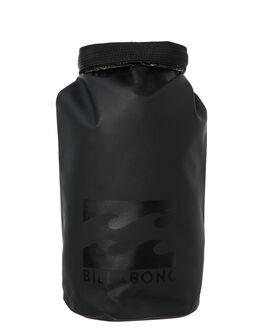 BLACK MENS ACCESSORIES BILLABONG BAGS + BACKPACKS - 9682511MBBLK