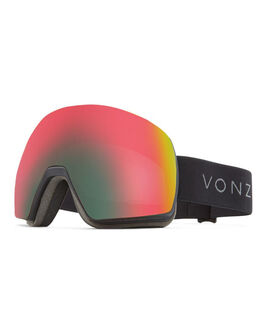 BLACK/WILDLIFE CHROME BOARDSPORTS SNOW VONZIPPER GOGGLES - VZ-GMSSATBSW-BLK