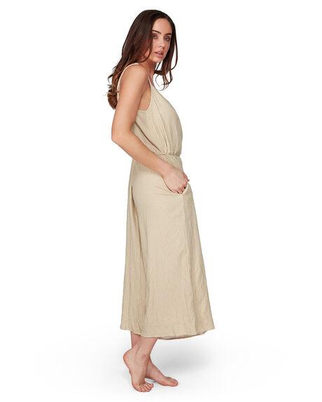 MUSTARD WOMENS CLOTHING BILLABONG PLAYSUITS + OVERALLS - BB-6507504-MUS