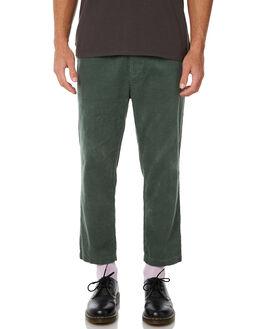 GREEN MENS CLOTHING NO NEWS PANTS - N5183192GREEN