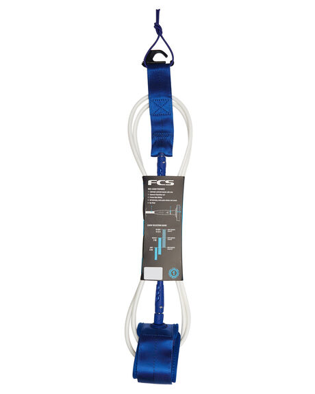 COBALT SURF HARDWARE FCS LEASHES - 2020-CBT-07FCOB
